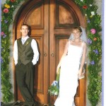 Ben Cobbing & Kate Buchner married on 18 April 2009