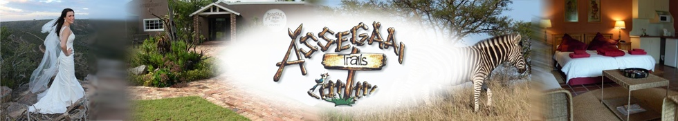 Assegaai Trails for weddings, functions and hiking in the Eastern Cape